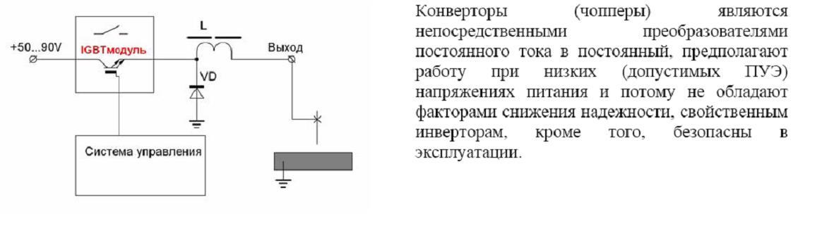 Блок схема сварочного